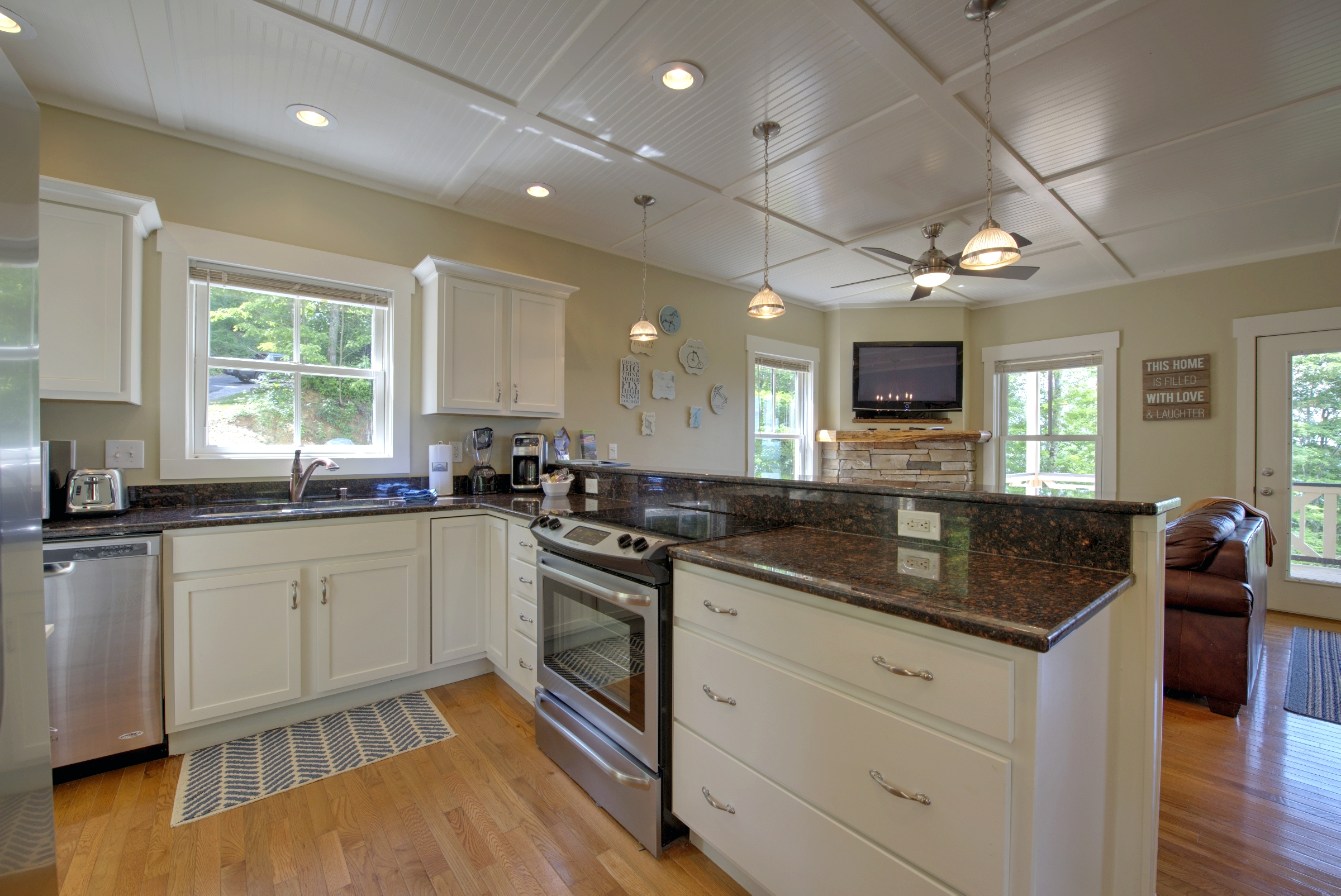 Anderson Residence Kitchen