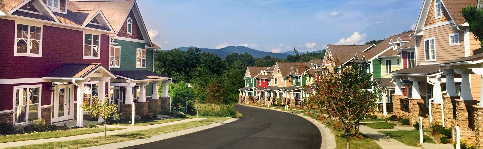 Waterstone Townhomes, Asheville, NC
