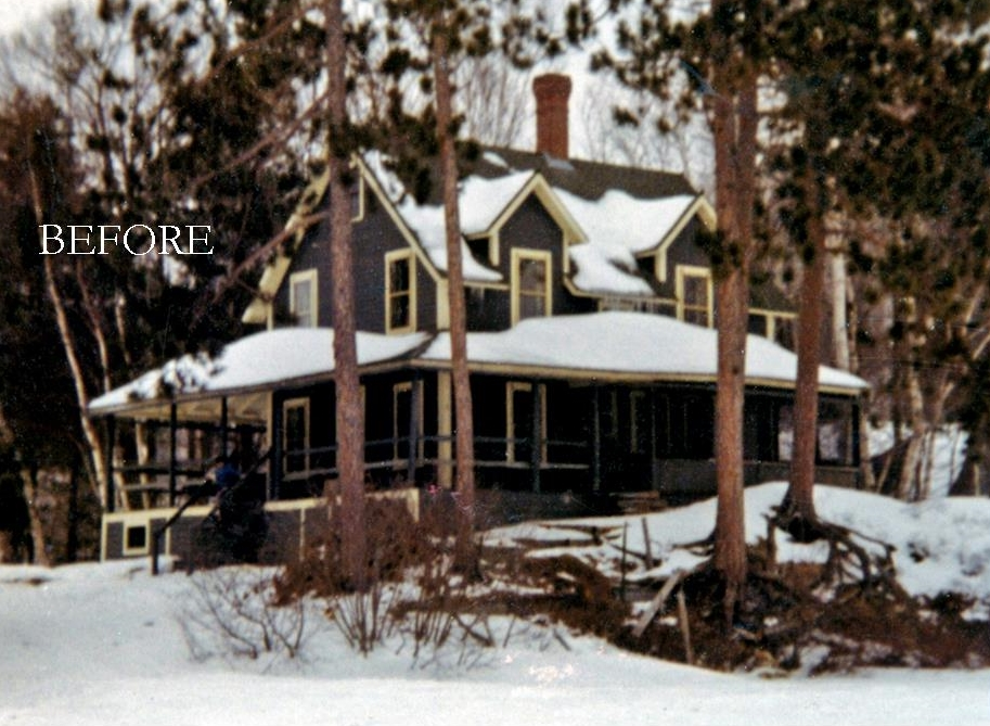 Pine Point Cottage Circa 1902